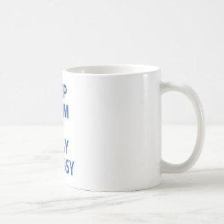 Keep Calm and Stay Classy Mug