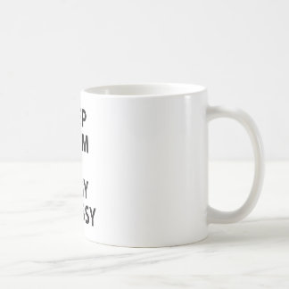 Keep Calm and Stay Classy Coffee Mugs