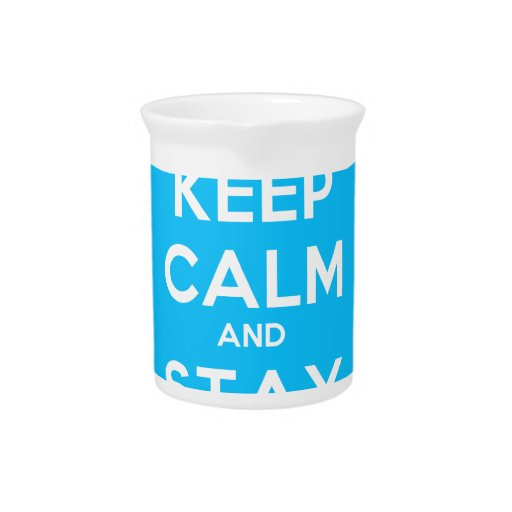 Keep-Calm-And-Stay-Cool Pitcher