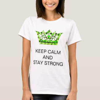KEEP CALM AND STRESS LESS/ MENTAL HEALTH TEES