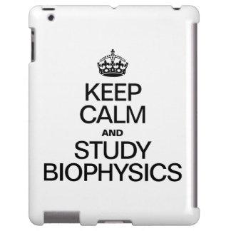 KEEP CALM AND STUDY BIOPHYSICS