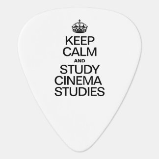KEEP CALM AND STUDY CINEMA STUDIES PICK