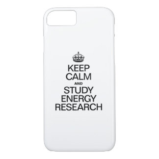KEEP CALM AND STUDY ECONOMICS iPhone 7 CASE