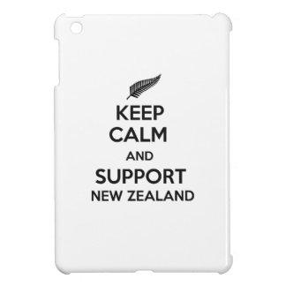 Keep Calm and support  newzealand iPad Mini Cover