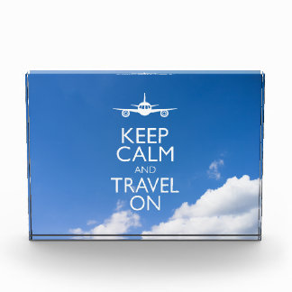 KEEP CALM AND TRAVEL ON AWARDS