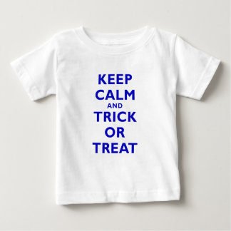 Keep Calm and Trick or Treat Infant T-shirt