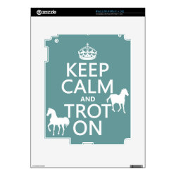Keep Calm and Trot On T-Shirts & Gifts < Animals | Keep Calm Gifts