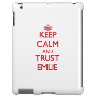 Keep Calm and TRUST Emilie