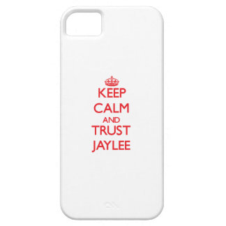 Keep Calm and TRUST Jaylee iPhone 5 Cover
