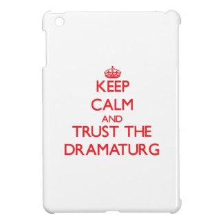 Keep Calm and Trust the Dramaturg Case For The iPad Mini