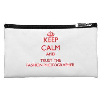 Keep Calm and Trust the Fashion Photographer Makeup Bag