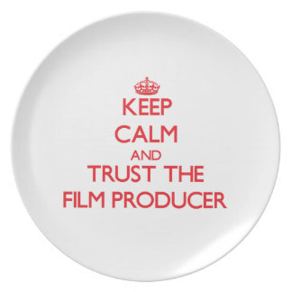 Keep Calm and Trust the Film Producer Plates