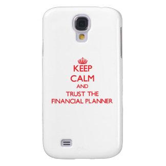 Keep Calm and Trust the Financial Planner HTC Vivid / Raider 4G Case