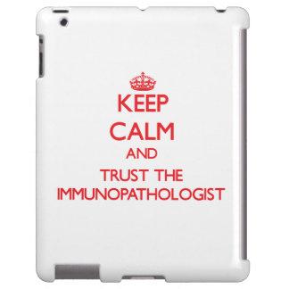 Keep Calm and Trust the Immunopathologist