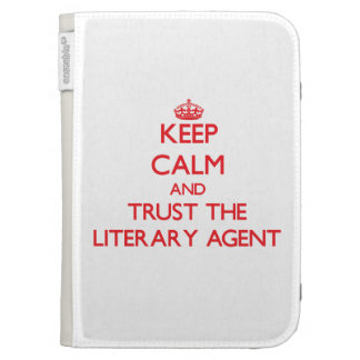 Keep Calm and Trust the Literary Agent Kindle Covers