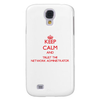 Keep Calm and Trust the Network Administrator HTC Vivid Cases