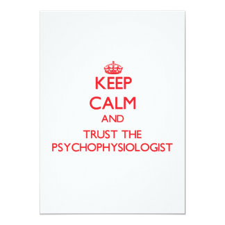 Keep Calm and Trust the Psychophysiologist Personalized Announcements
