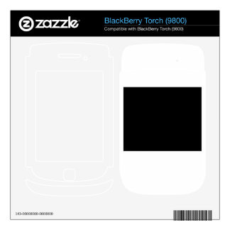 Keep calm and Trust the Red Pandas BlackBerry Torch Skins