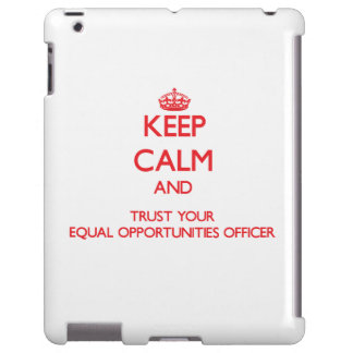 Keep Calm and trust your Equal Opportunities Offic