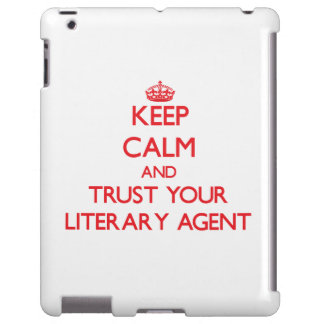Keep Calm and trust your Literary Agent