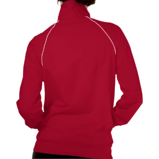 Keep Calm and Tumble On Gymnastics Track Jacket