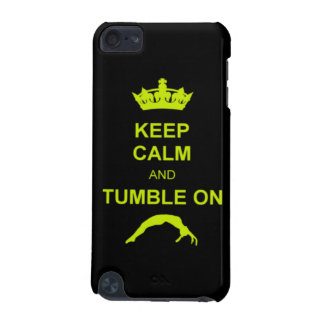 Keep Calm and Tumble on iPod Touch 5G Case