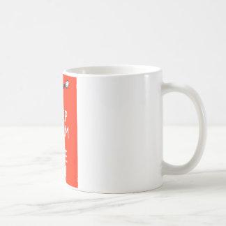 Keep Calm and Uke On! Coffee Mug