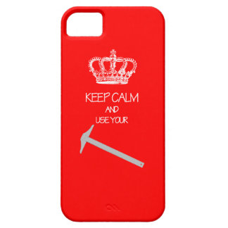 KEEP CALM and use your T-Square Case