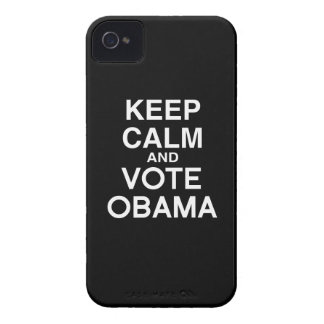 KEEP CALM AND VOTE OBAMA Case-Mate iPhone 4 CASES
