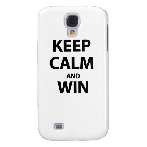 Keep Calm and Win Samsung Galaxy S4 Covers