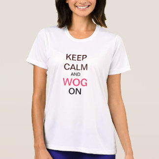 Keep Calm and Wog On Shirt