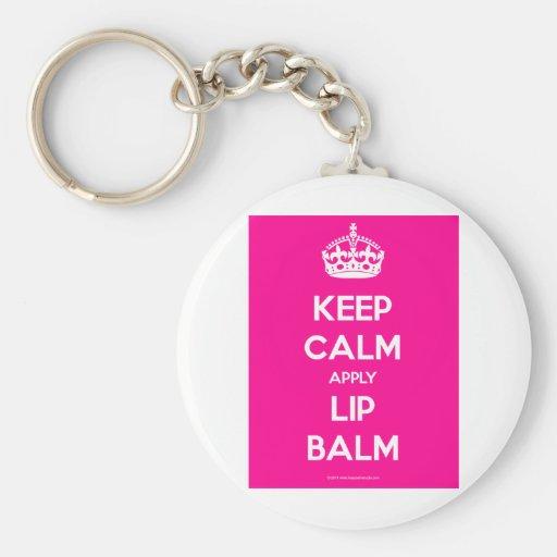 Keep-Calm-Apply-Lip-Balm.pdf Llaveros Personalizados