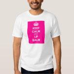Keep-Calm-Apply-Lip-Balm.pdf Shirt