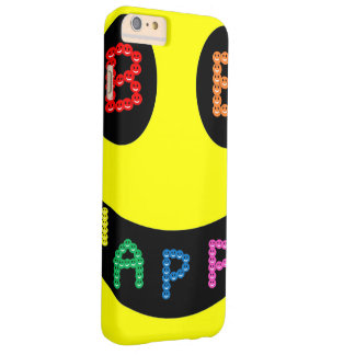 Keep Calm Be Happy Destiny Barely There iPhone 6 Plus Case