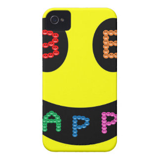 Keep Calm Be Happy Destiny Case-Mate iPhone 4 Case