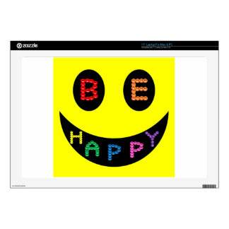 Keep Calm Be Happy Destiny Decal For Laptop