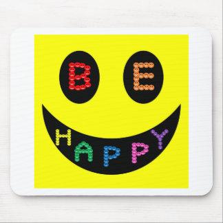 Keep Calm Be Happy Destiny Mouse Pad