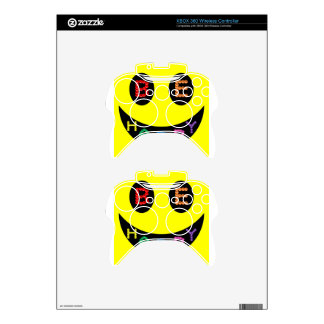Keep Calm Be Happy Destiny Xbox 360 Controller Skin