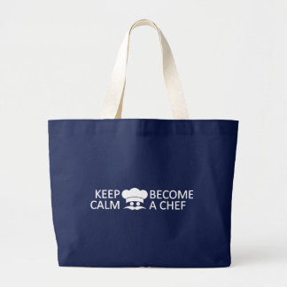 Keep Calm & Become a Chef bags