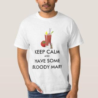 Keep Calm - Bloody Mary Tees