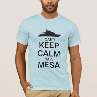 Keep Calm  | Boating T-Shirt