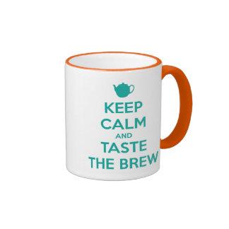 Keep Calm Brew Mug