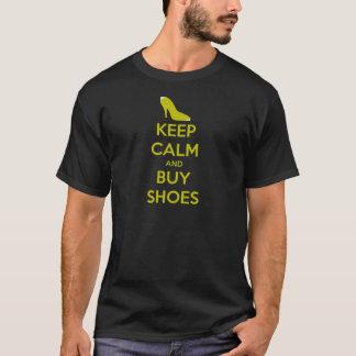 Keep Calm & Buy Shoes T-Shirt