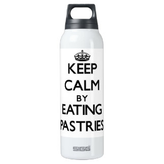 Keep calm by eating Pastries SIGG Thermo 0.5L Insulated Bottle