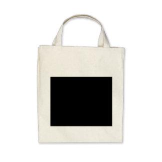 Keep calm by escaping to Bahia Honda Sandspur Flor Canvas Bag