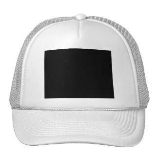 Keep calm by escaping to Chippewa Drive Beach Wisc Mesh Hats