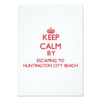Keep calm by escaping to Huntington City Beach Cal Invite