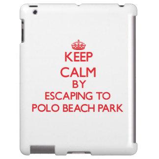 Keep calm by escaping to Polo Beach Park Hawaii
