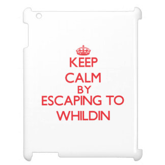 Keep calm by escaping to Whildin New Jersey Cover For The iPad 2 3 4