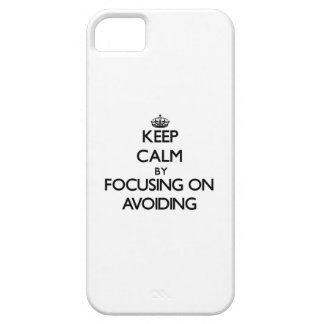 Keep Calm by focusing on Avoiding iPhone 5 Covers